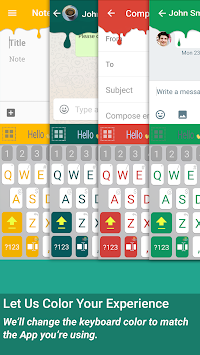 Ai.type Keyboard Plus + Emoji APK screenshot thumbnail 8