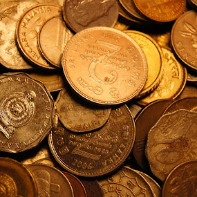 Coin R4S by Ritwick Srivastava - Artistic Objects Other Objects ( old, coins, silver, money, gold, antique )