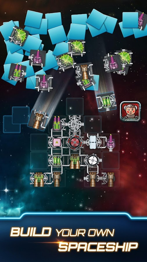 Galaxy Trucker Screenshot 1