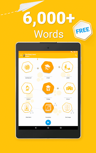 Learn English Vocabulary - 6,000 Words screenshot 17
