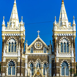 Basilica of Our Lady of the Mount, Bandra by Hariharan Venkatakrishnan - Buildings & Architecture Public & Historical (  )