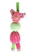 Игрушка Deglingos Свинка Jambonos - Подвес-погремушка