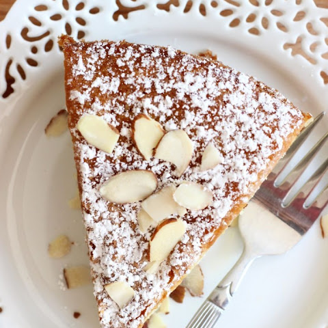 Citrus Almond Olive Oil Cake