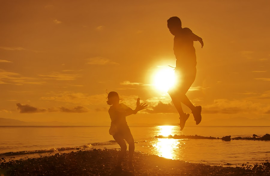 Best Shot by Boyet Lizardo - People Fine Art ( davao, jump shot, d7000, pearl farm, nikon )