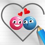 Love in ball Icon