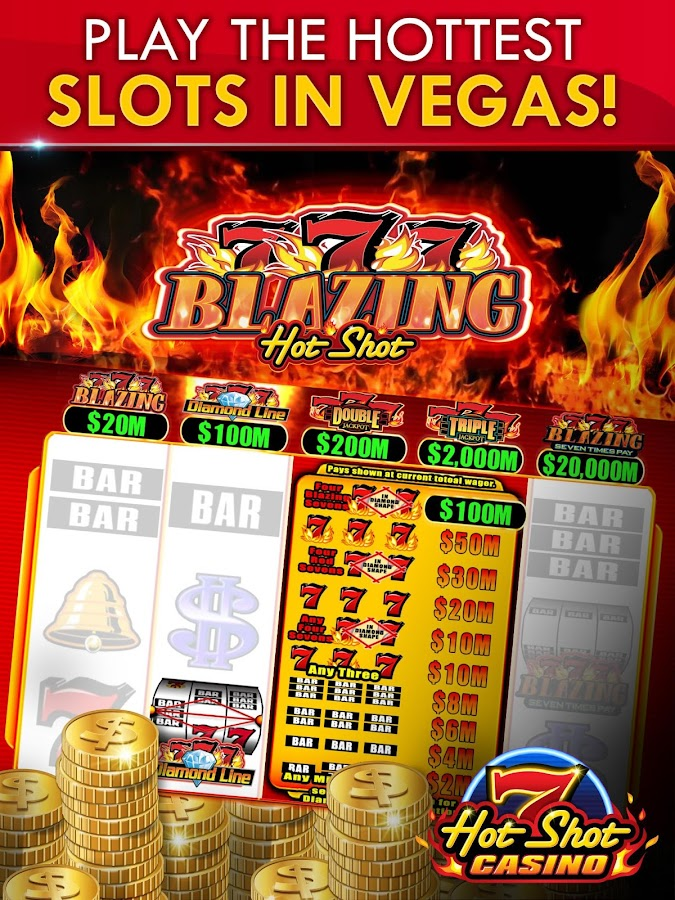 Hot Shot Casino Slots™ - NEW Screenshot 11