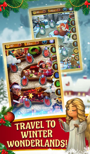 Christmas Hidden Object: Xmas Tree Magic For PC
