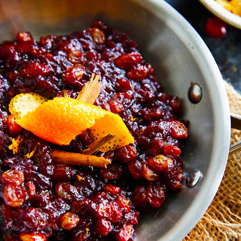 Cranberry Spice Relish