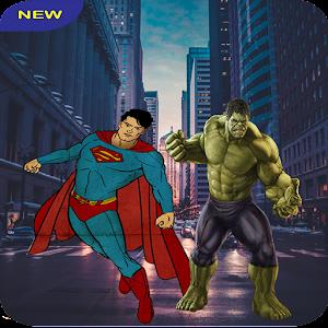 Superhero real fight Street 2019 For PC (Windows & MAC)