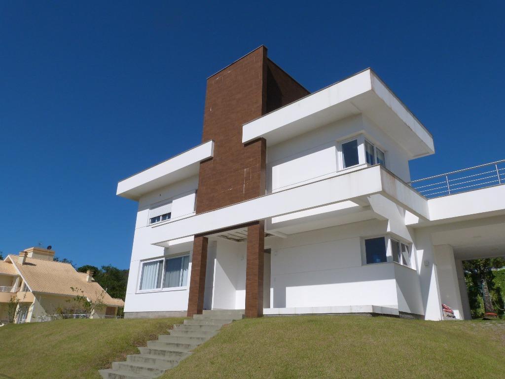 Casa 3 Dorm, Cacupé, Florianópolis (CA0291)