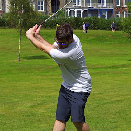 Golf by Ingrid Anderson-Riley - Sports & Fitness Golf