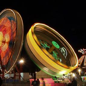 Sarasota County Fair by Joe Saladino - City,  Street & Park  Amusement Parks ( rides, amusement, fair, fairground, funfair,  )