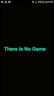 There Is No Game - screenshot