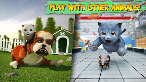 Cat Simulator - screenshot