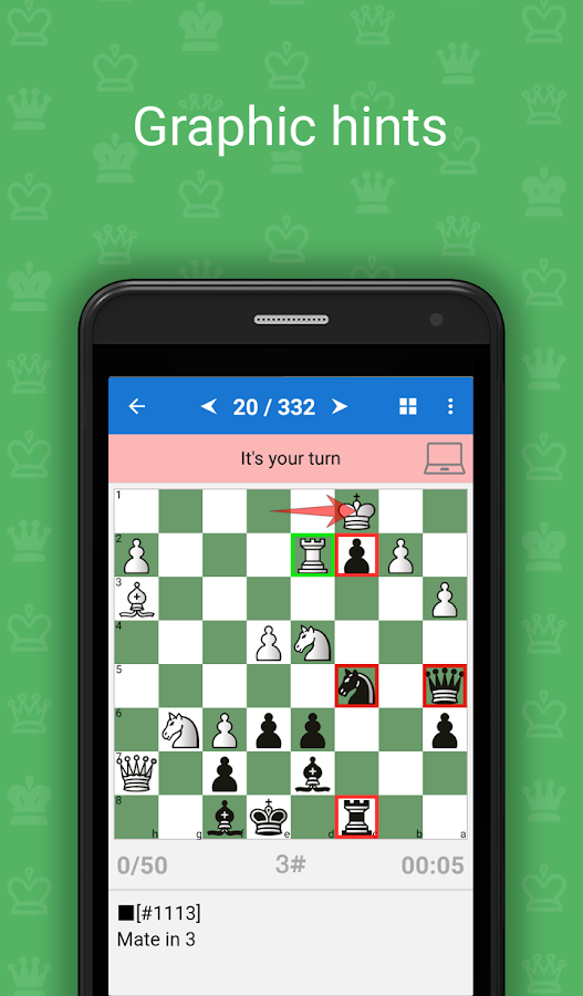 Chess Tactics for Beginners Screenshot 1