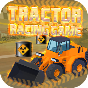 Tractor Racing Game