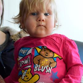 Emily 11  by Sean Warsap - Babies & Children Child Portraits ( babies, infant, children, baby, photo, photography )