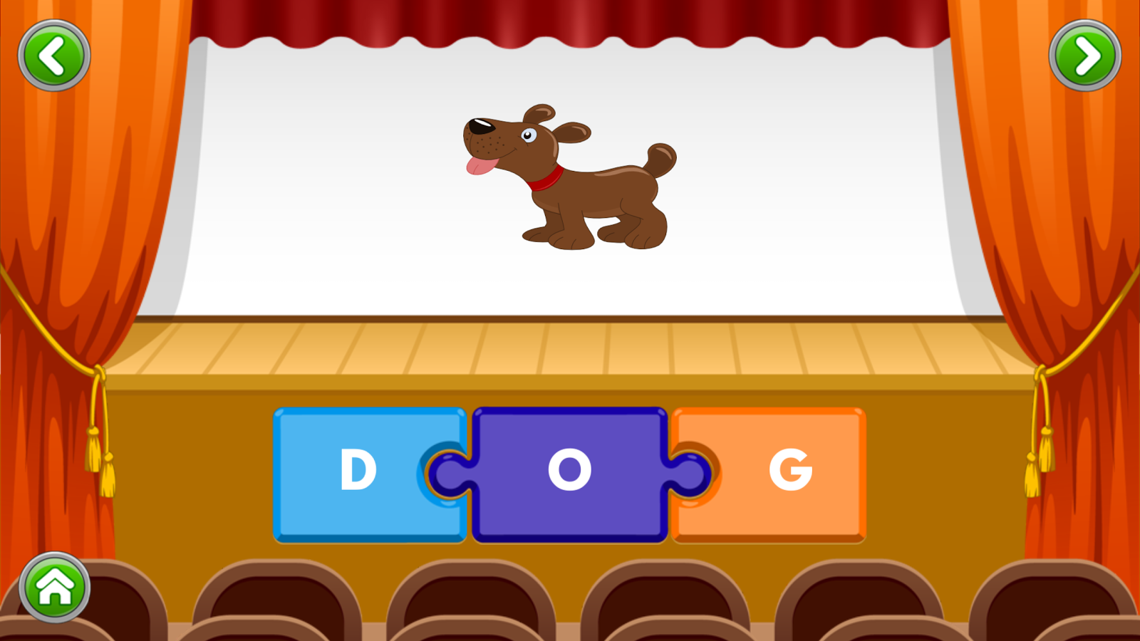 Kids ABC Letter Phonics Screenshot 2