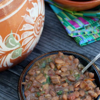 Borracho Beans Bacon Recipes
