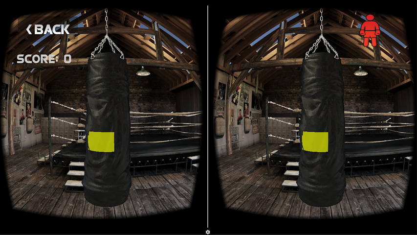 android Box VR - Kinect Support Screenshot 3