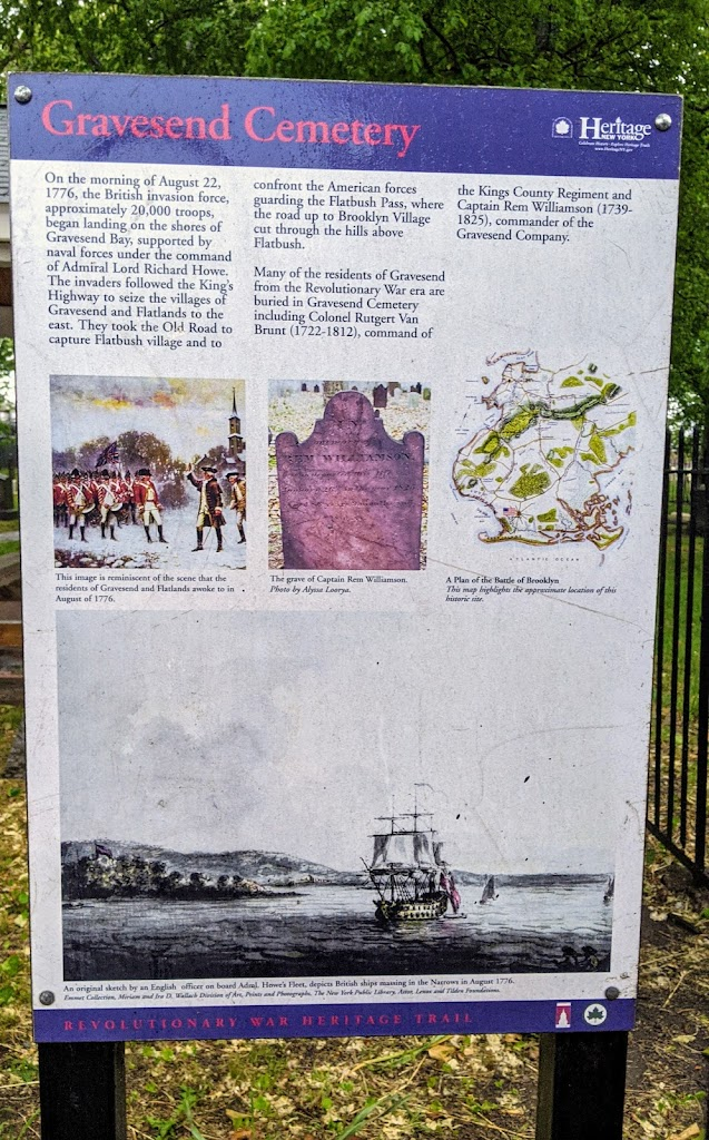 On the morning of August 22, 1776, the British invasion force, approximately 20,000 troops, began landing on the shores of Gravesend Bay, supported by naval forces under the command of Admiral Lord ...