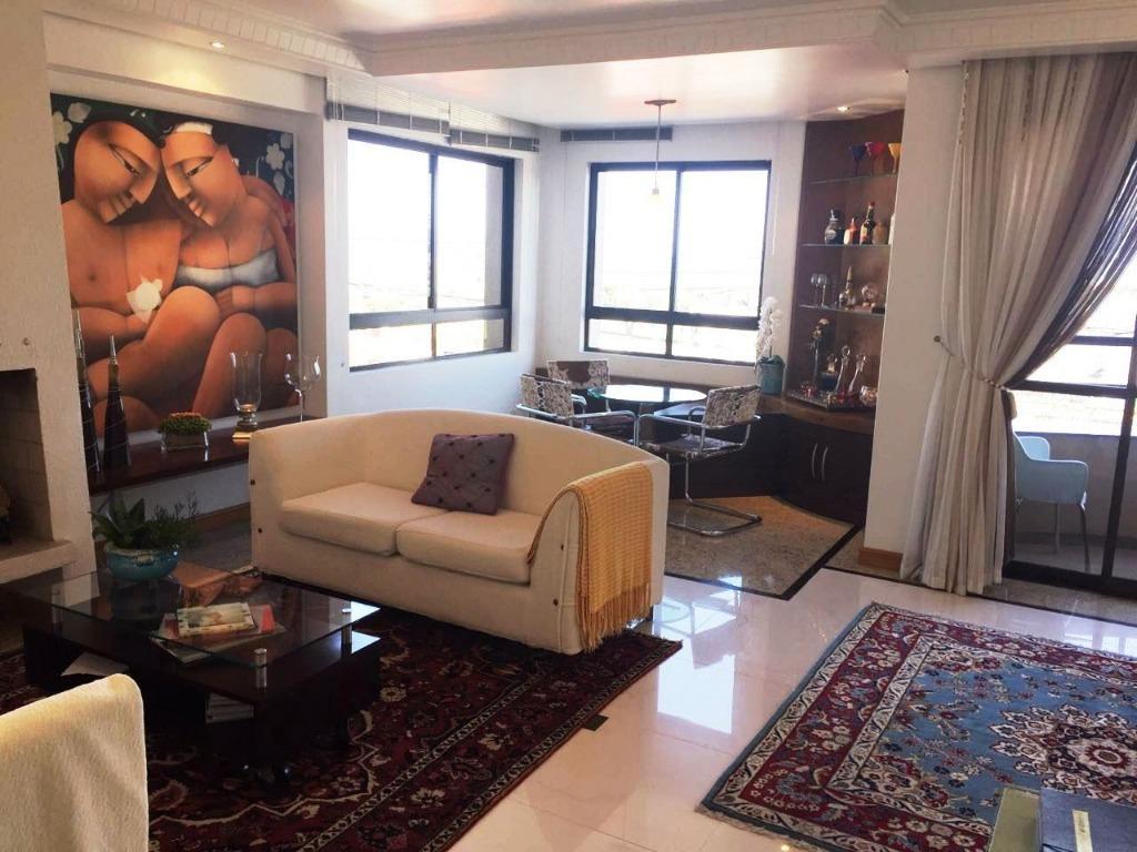 Excelente apartamento com vista mar, no centro de Florianópo...