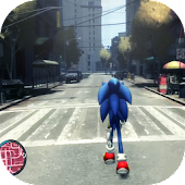 super sonic gta run mods  for Android