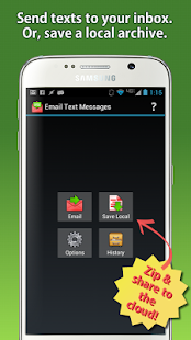 download Email Text Messages