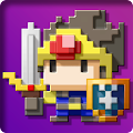 Hunger Quest -Puzzle RPG- APK for Bluestacks