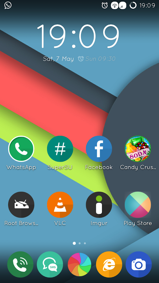 CM13 Theme Galaxy S7 Premium Screenshot 0