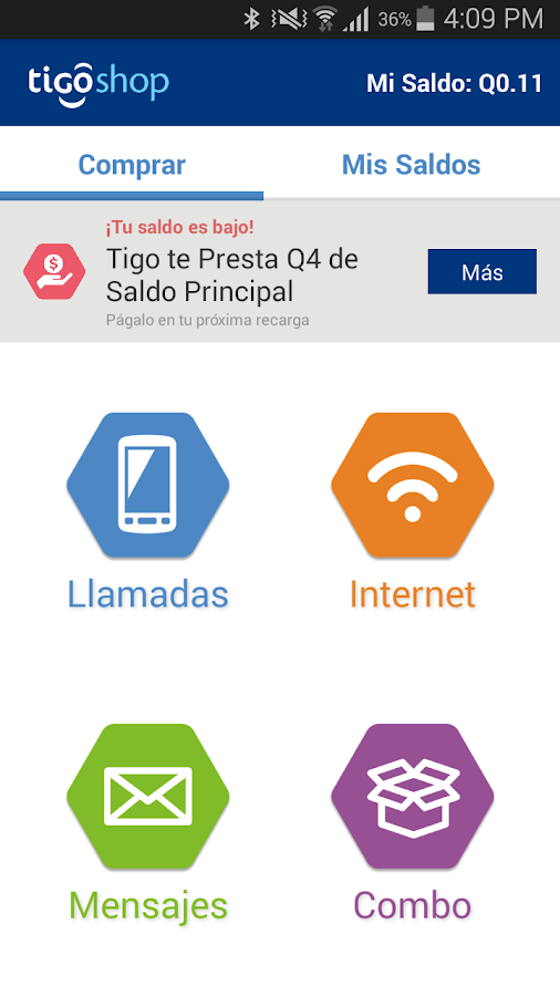 Tigo Shop Screenshot 8