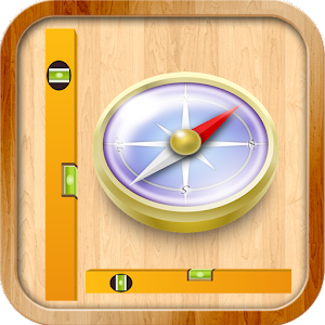 Compass & Spirit Level