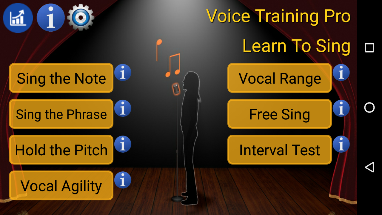 Voice Training Pro Screenshot 0