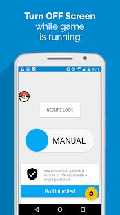 PokeLock: Screen Battery Saver- screenshot thumbnail