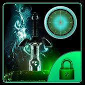 Undefeated myth sword theme APK for Bluestacks