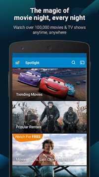 Vudu Movies & TV APK screenshot thumbnail 2