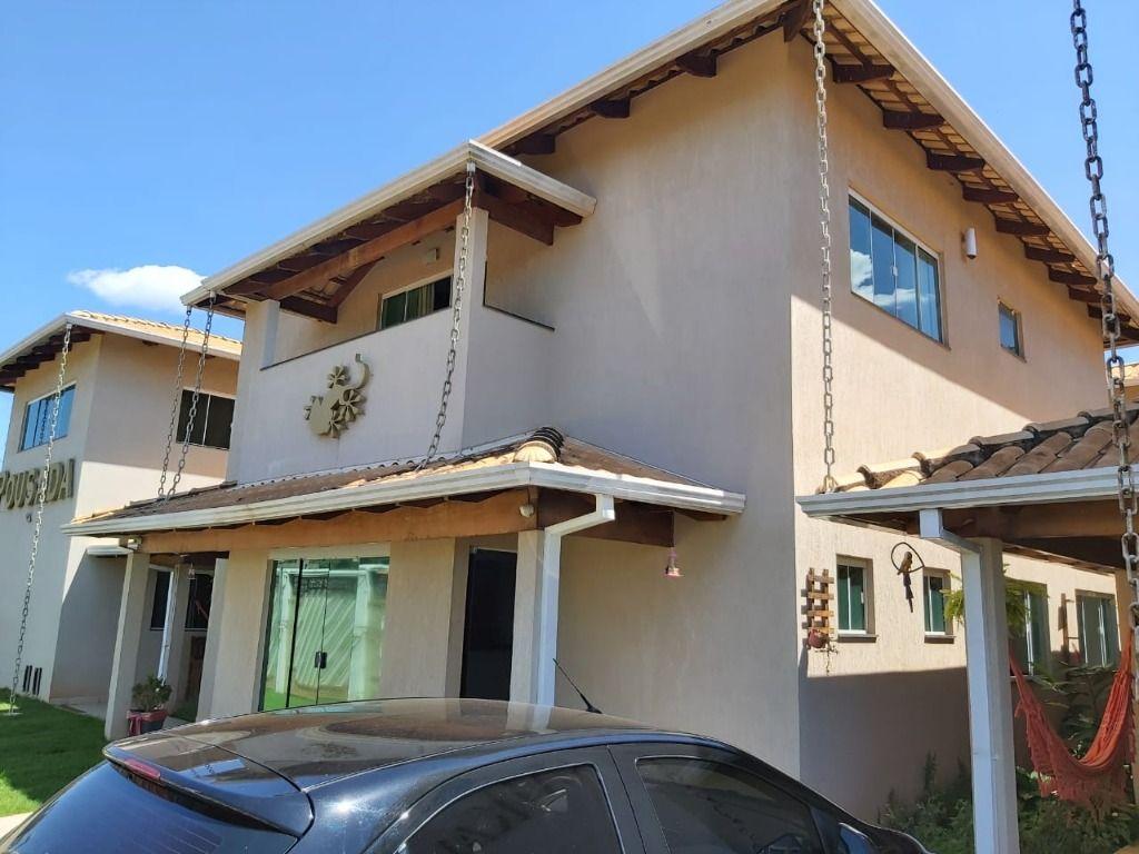 Maravilhosa Pousada com 9 dormitórios à venda, 710 m² - Parque Jardim Brasil - Caldas Novas/GO