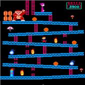 Monkey Kong arcade Classic