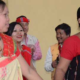 The Misings by Debajit Borboruah - People Group/Corporate ( music, enjoyment, traditional, celebration, tribal )