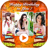 App Birthday Video Maker with Song APK for Windows Phone