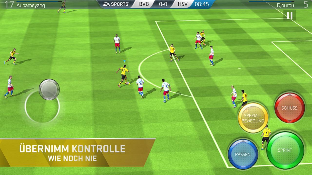 FIFA 06 Fußball – Screenshot