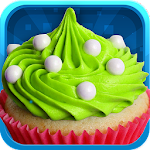 Bake Cupcakes - Kitchen Fever Apk