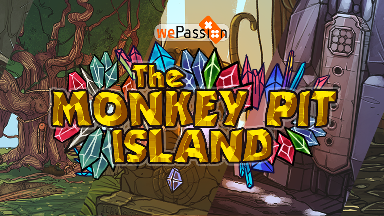 The Monkey Pit Island - Survive the treasure curse Screenshot 7
