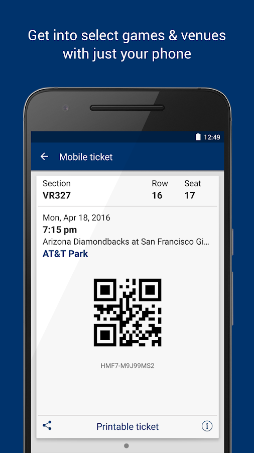 StubHub - Event tickets Screenshot 5