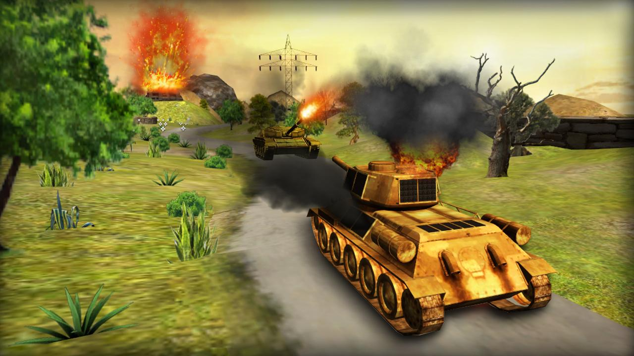 Clash of Tanks Screenshot 8