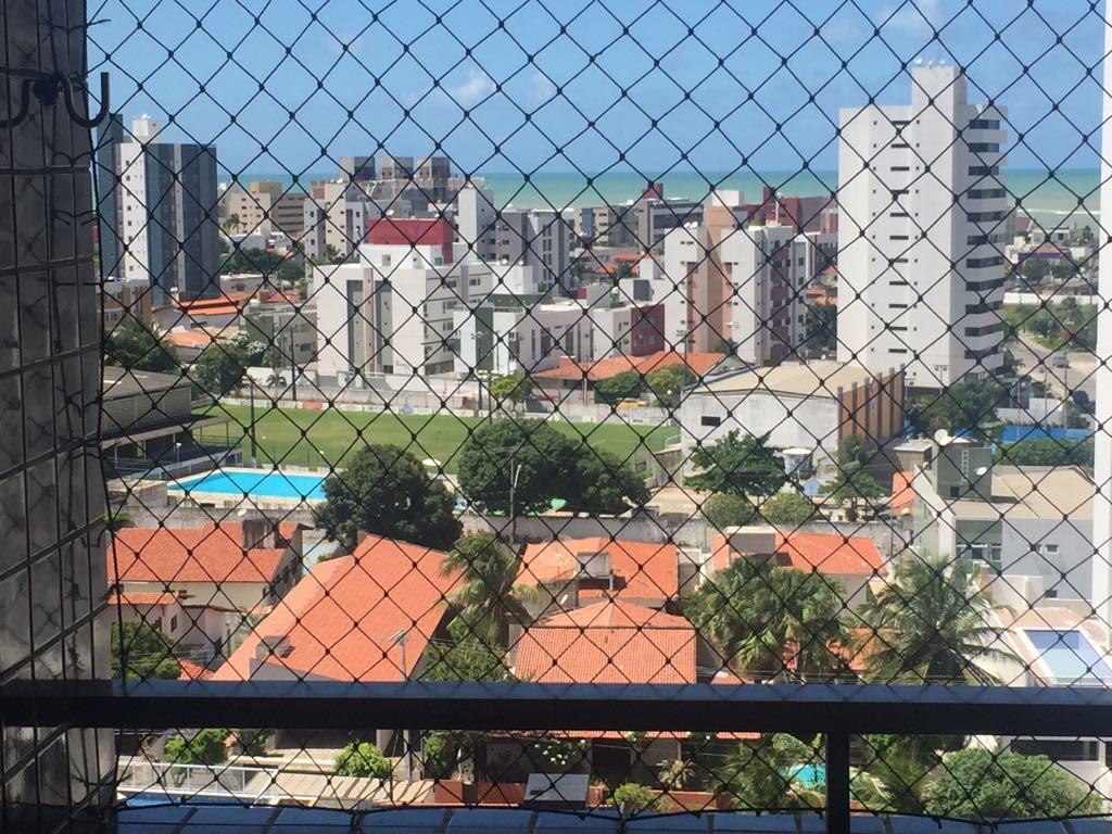 Apartamento com 3 dormitórios à venda, 106 m² por R$ 285.000,00 - Jardim Oceania - João Pessoa/PB