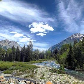 Eagle creek by D.j. Nichols - Instagram & Mobile Android ( eagle creek,  )