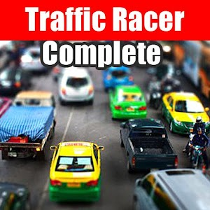 Traffic Race : Crash