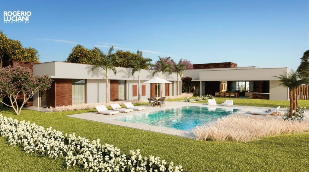 Casa com 5 dormitórios à venda, 3000 m² por R$ 4.500.000 - Fazenda Vila Real de Itu - Itu/SP