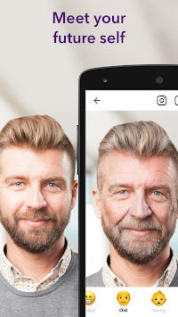 FaceApp APK screenshot thumbnail 3